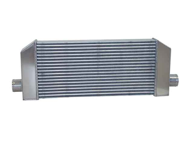 Front Mount 25 x 12 x 3 inch Intercooler
