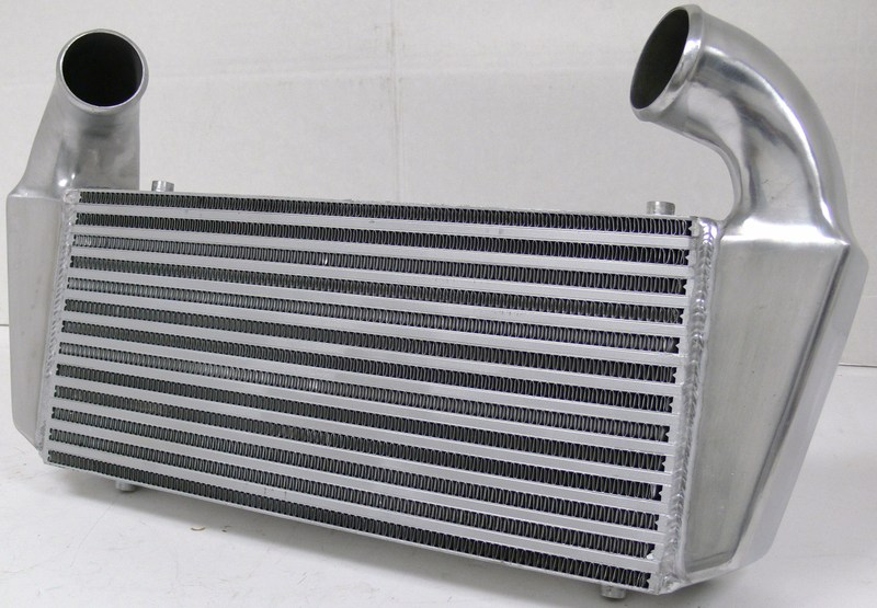 Front Mount 26 x 9 x 5 inch Intercooler