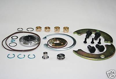 Garrett T2 Turbocharger Rebuild / Repair / Overhaul Kit