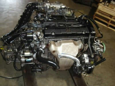 Prelude/ Accord DOHC F22B 90-97 Non-VTEC COMPLETE ENGINE SWAP