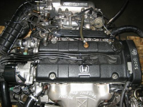 Prelude/ Accord DOHC F22B 90-97 Non-VTEC Complete Engine Only