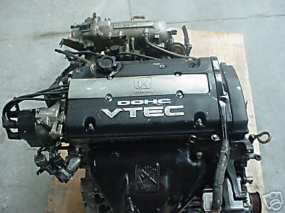 Prelude DOHC VTEC H22A 92-96 OBD1 Complete Engine Only