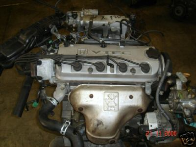 Accord F22B 94-97 2.2L SOHC VTEC Complete Engine Only