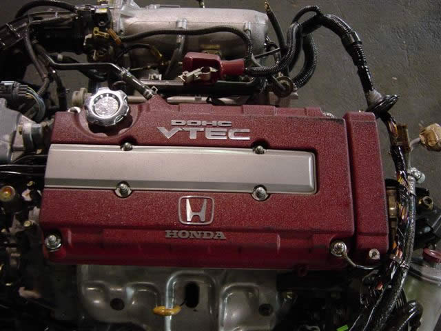 Civic Type R 96-00 B16B CTR EK9 COMPLETE SWAP