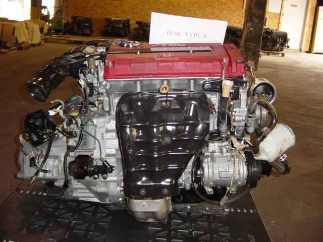 HONDA : Swapped and Boosted, Complete Engine Swaps, Turbo