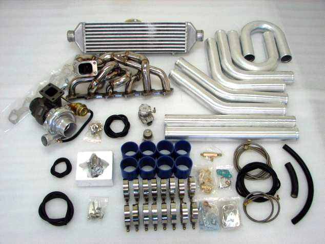 BMW E30 M3 1984-1991 TURBO SYSTEM