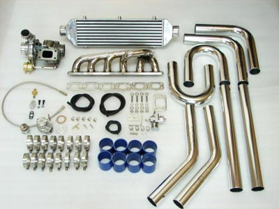 BMW E36 320/325/328/L6 1992-1999 TURBO SYSTEM