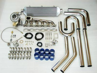 BMW E36 M3 1992-1999 TURBO SYSTEM