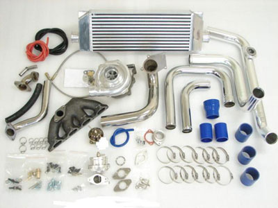 1988- 2003 Honda Civic B18B/B18C/ B16/B17/B20 Turbo System