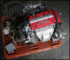 Prelude DOHC VTEC H22A Type-S 97-01 OBD2 COMPLETE SWAP