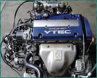 Accord SiR-T(Type-R) F20B 97-01 2.0L DOHC VTEC COMPLETE SWAP