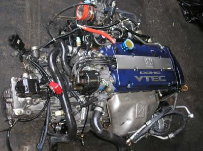 Accord SiR-T(Type-R) LSD F20B 97-01 2.0L DOHC VTEC COMPLETE SWAP