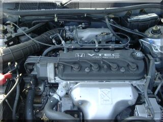 Accord F23A1 98-01 2.3L SOHC VTEC Complete Engine Only
