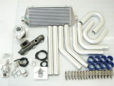 1990-1999 2.0L Eagle Talon 420a Turbo System