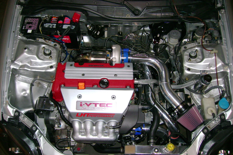 RSX TYPES OR NON TYPES TURBO SYSTEM Swapped And - Acura rsx type s turbo kit