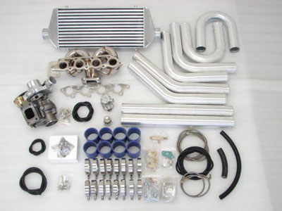 2000-2006 Ford Focus ZX3, ZX5 2.0L ZETEC Turbo System