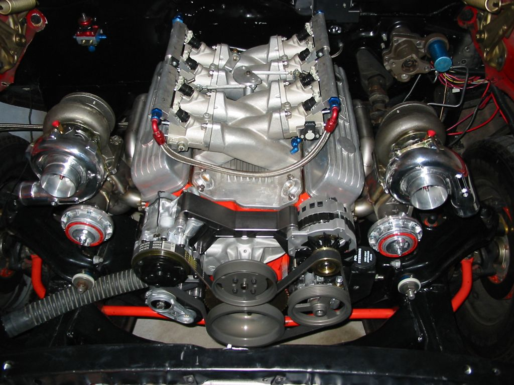 280z chevy small block conversion kits